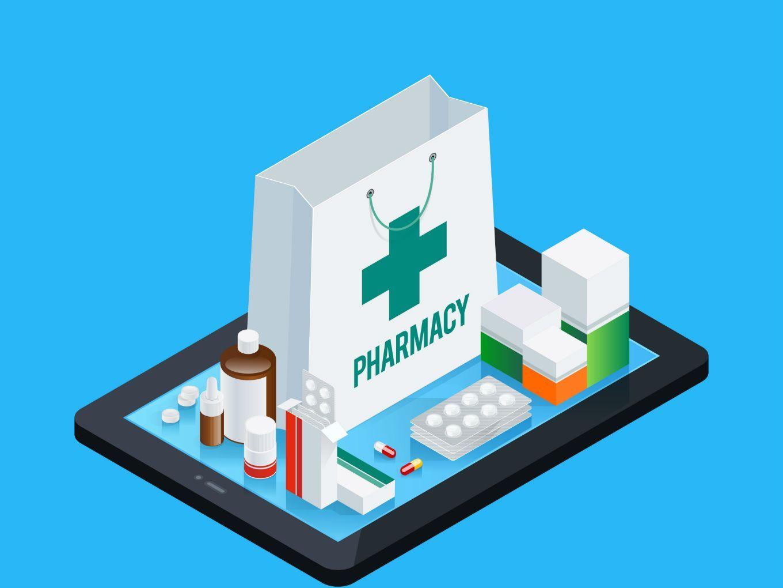 Medications on an ipad