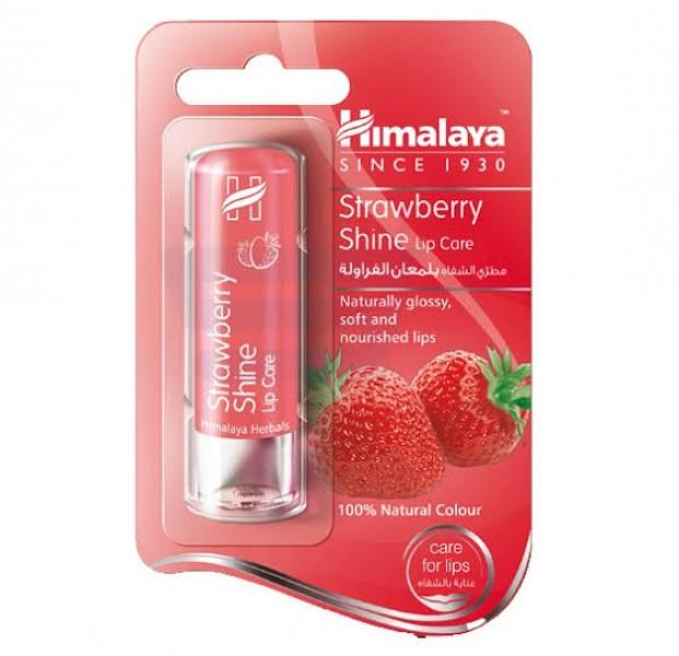Himalaya Strawberry Shine Lip Care 4.5 gm