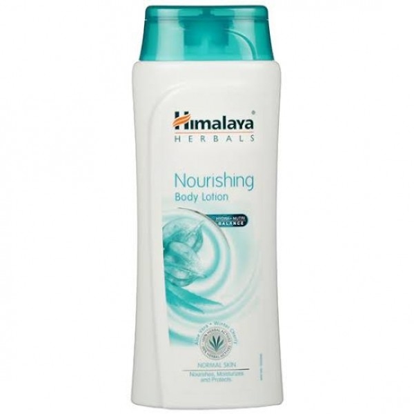 Himalaya Nourishing Body Lotion Bottle 100 ml