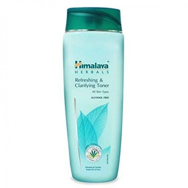 Himalaya Refreshing & Clarifying Toner Bottle 100ml