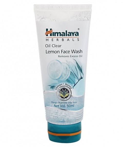 Himalaya Oil Clear Lemon Face Wash 50 ml