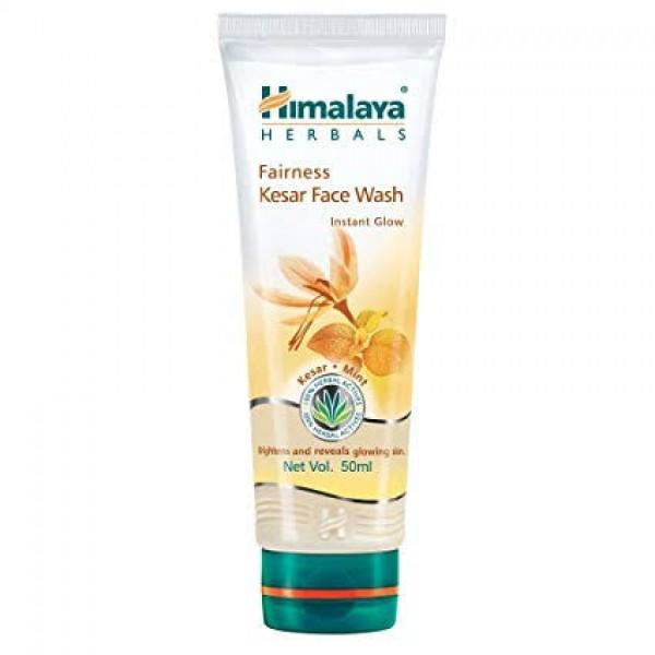 Himalaya Fairness Kesar Face Wash 50 ml