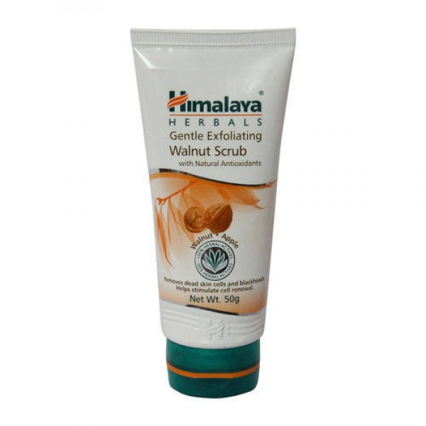 Himalaya Gentle Exfoliating Walnut Scrub 50 gm