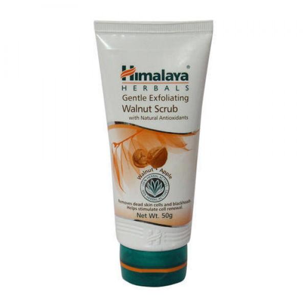 Himalaya Gentle Exfoliating Walnut Scrub 50 gm