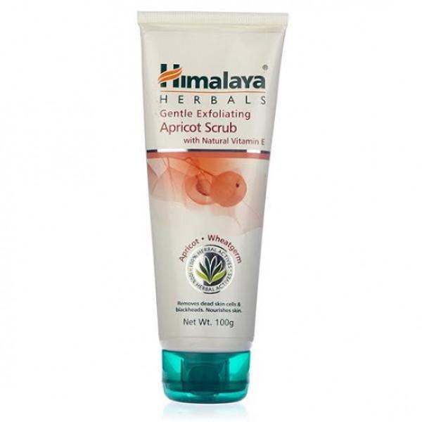 Himalaya Gentle Exfoliating Apricot Scrub 100 gm