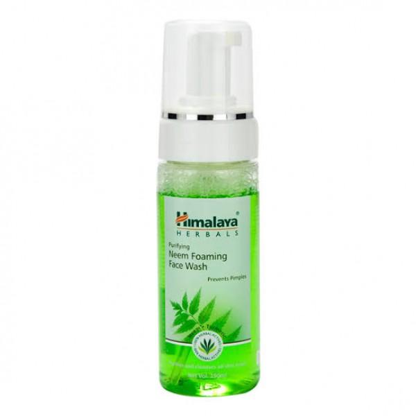 Himalaya Purifying Neem Foaming Face Wash 50 ml