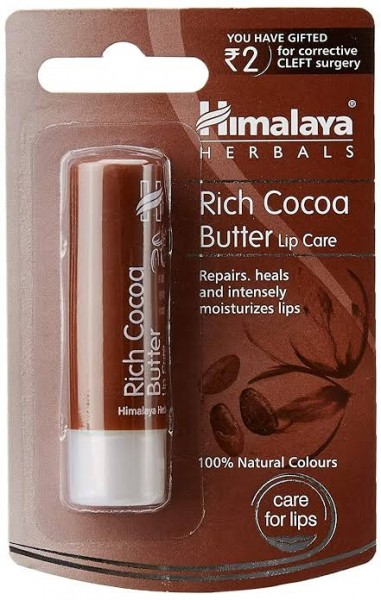 Himalaya Rich Cocoa Butter Lip Care 4.5 gm