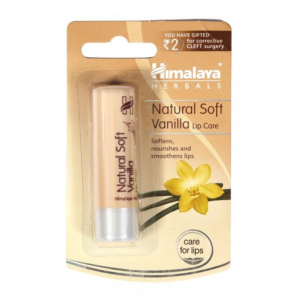 Himalaya Natural Soft Vanilla Lip Care 4.5 gm