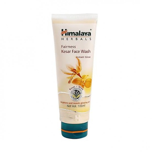 Himalaya Fairness Kesar Face Wash 100 ml