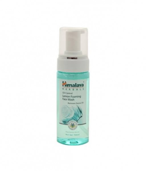 Himalaya Oil Clear Lemon Foaming Face Wash 150 ml