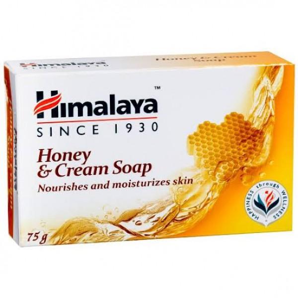 Himalaya Honey & Cream Soap 75 gm