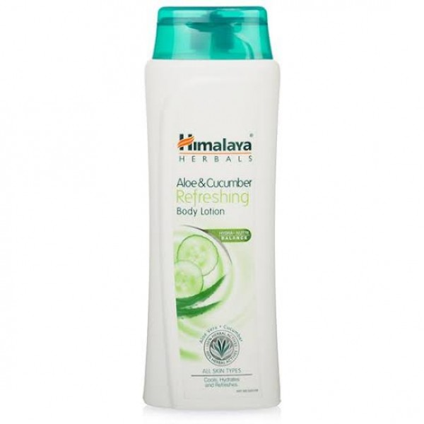 Himalaya Aloe & Cucumber Refreshing Body Lotion Bottle 100 ml