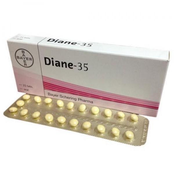 Cyproterone (2mg) + Ethinyl Estradiol (0.035mg) Generic Tablet