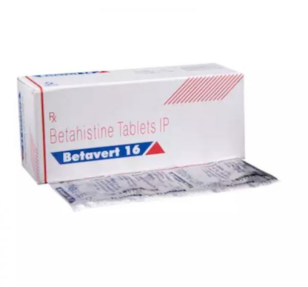 Betaserc 16 mg Generic tablets
