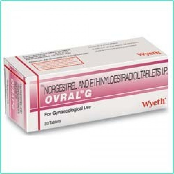 Ogestrel 0.5mg + 0.05 mg Generic tablets
