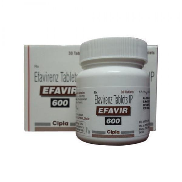 Sustiva 600 mg Generic tablets