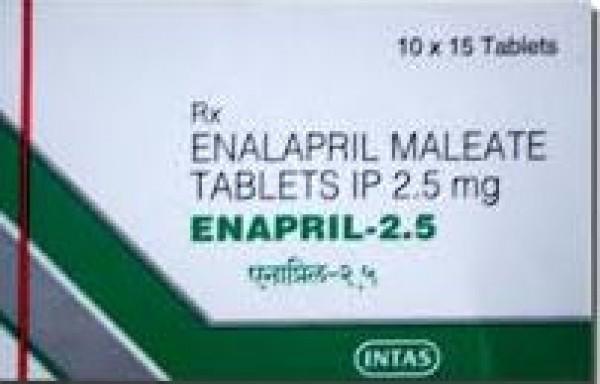 Vasotec 2.5 mg Generic tablets