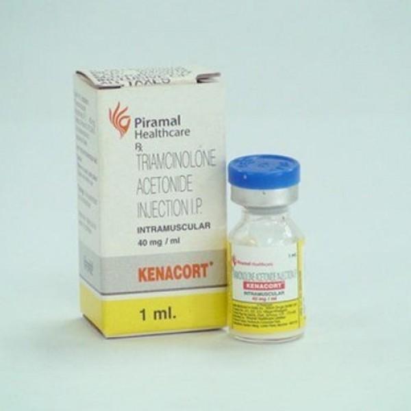 Triamcinolone 40 mg / ml Generic Injection