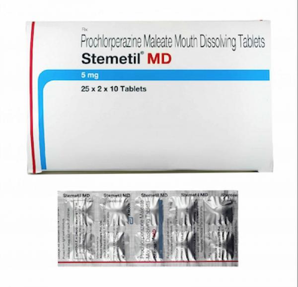 Compazine 5mg Generic Tablet