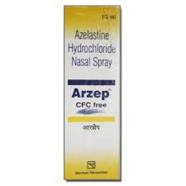 Astelin 0.1 % Generic Nasal Spray 10ml