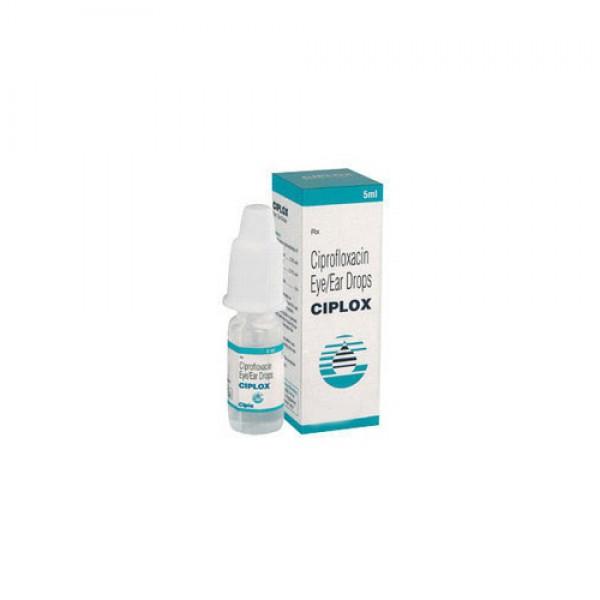 Ciloxan 0.3 % Generic Eye Drops