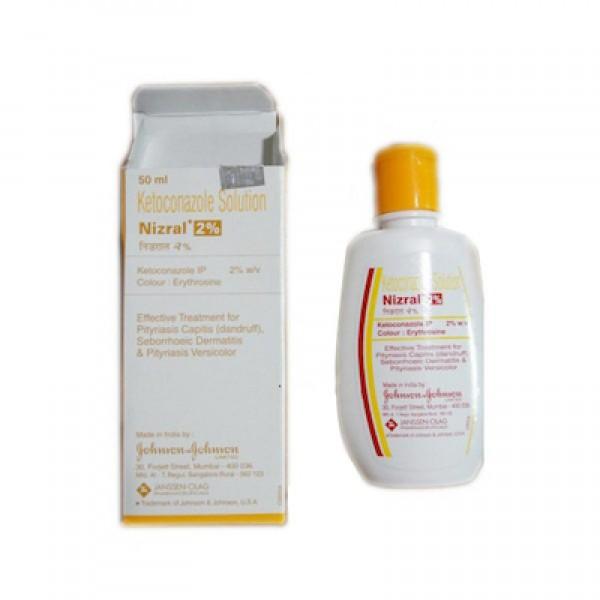 Nizoral 2 % Generic Solution 50 ml