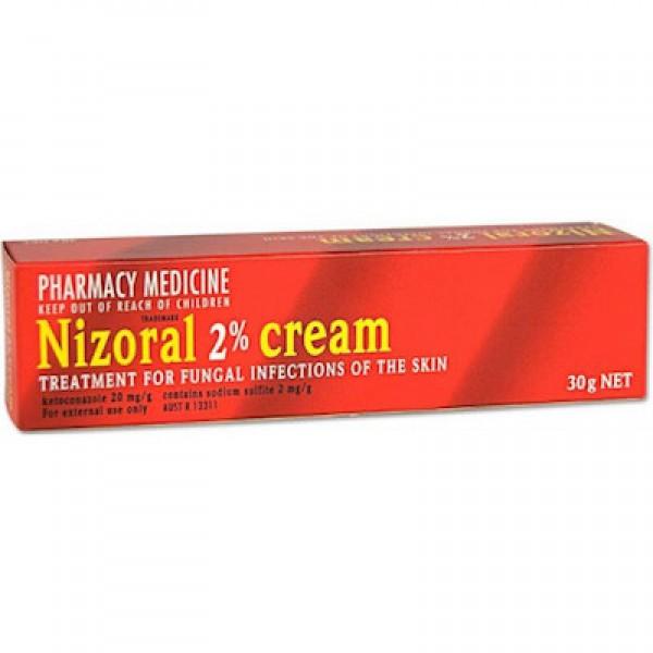 Nizoral 2 % Generic cream 30gm