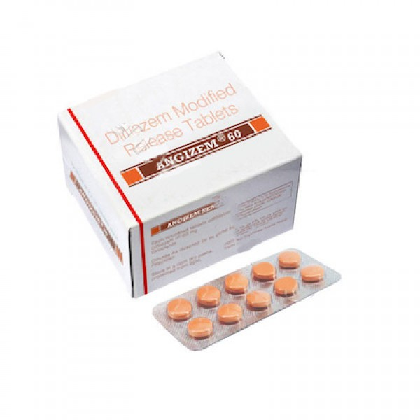 Cardizem 60 mg Generic tablets