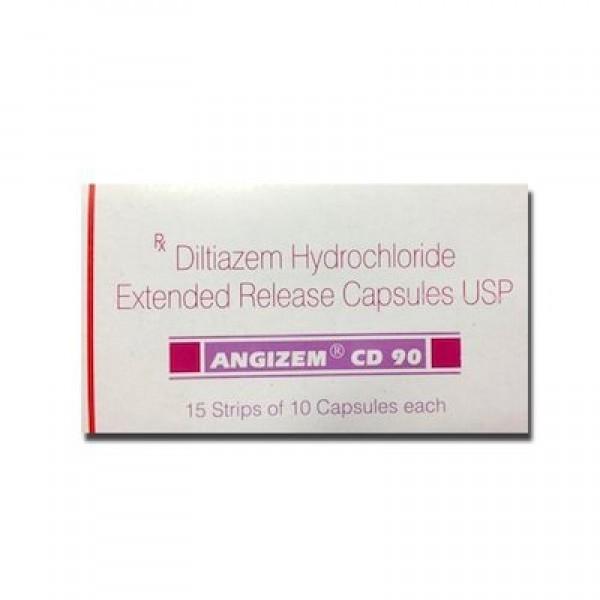 Cardizem 90 mg generic Capsule