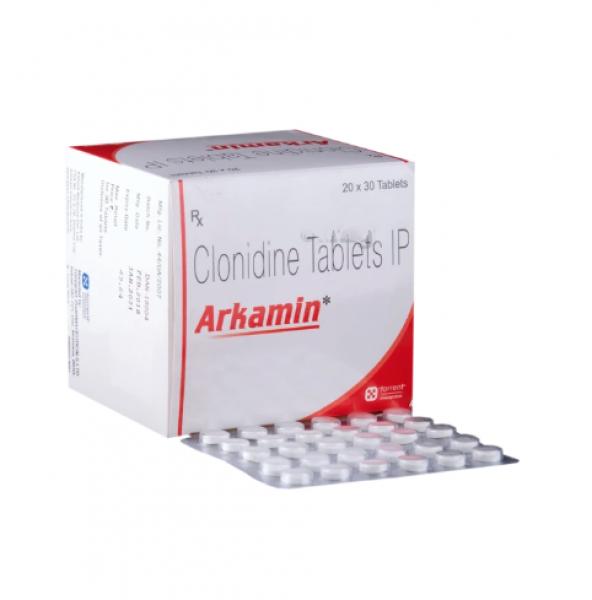 Catapres 0.1 mg Tablet ( Generic )