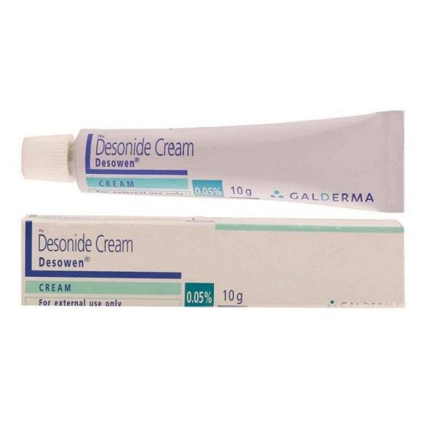 Desonate 0.05 Cream 10g Tube ( Generic )