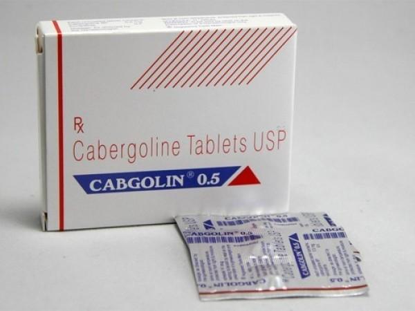 Dostinex 0.5 mg tablets ( Generic Equivalent )