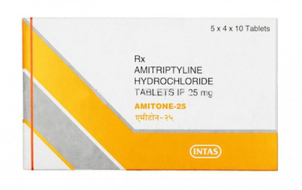 Elavil 25mg tablets ( Generic )