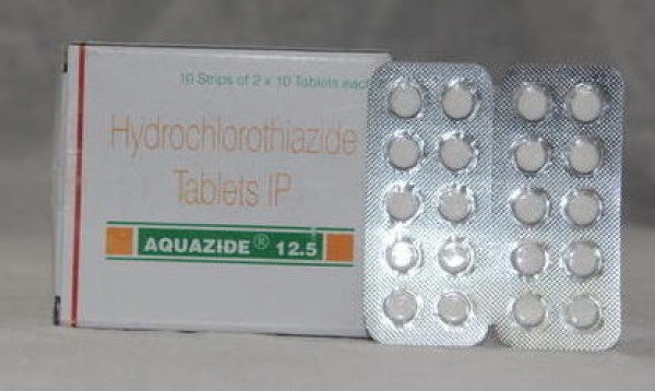 Hydrodiuril 12.5mg Tablets (Generic Equivalent)