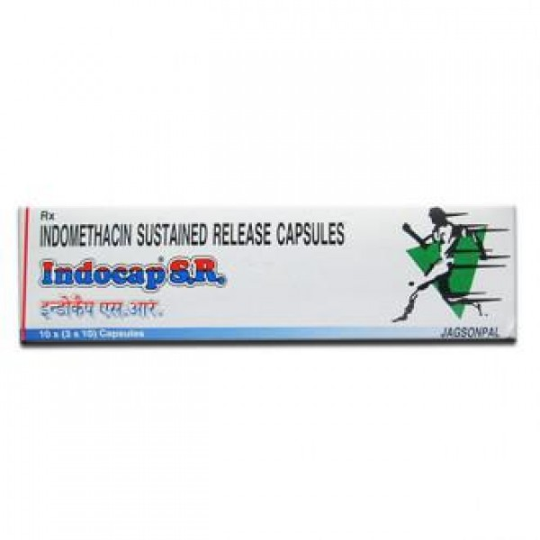 Indocin 75 mg generic Capsule