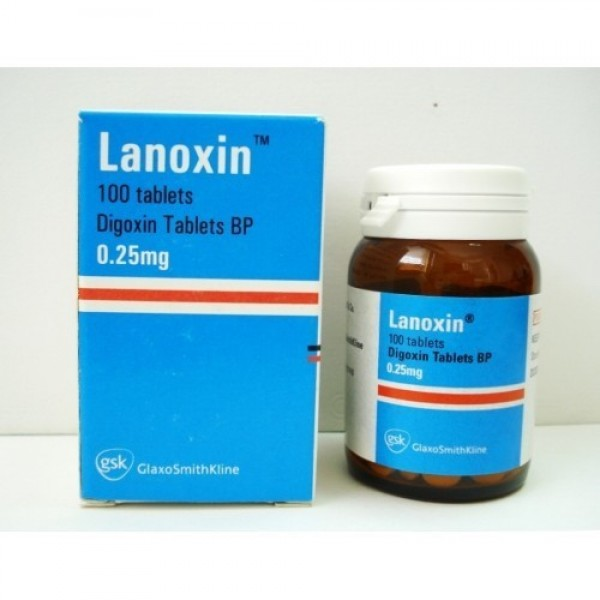 LANOXIN 0.25mg tablets (Generic Version)