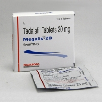 Megalis 20mg Tabs
