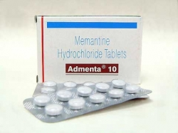 Namenda 10mg  Tablets (Generic Equivalent)