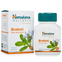 Himalaya Pure Herbs Brahmi Mind Wellness Tablet