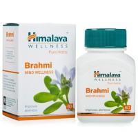 Himalaya Pure Herbs Brahmi Mind Wellness Tablet