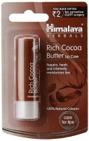 A pack of Himalaya Rich Cocoa Butter Lip Care 4.5 gm