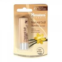 A pack of Himalaya Natural Soft Vanilla Lip Care 4.5 gm