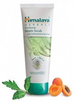 A tube of Himalaya Purifying Neem Scrub 50 gm