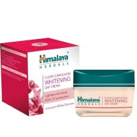 A box and a jar of Himalaya Clear Complexion Whitening Day Cream