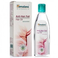 A box and a bottle of Himalaya Anti-Hair Fall Oil 100 ml