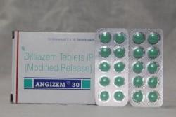 Cardizem 30 mg Generic tablets