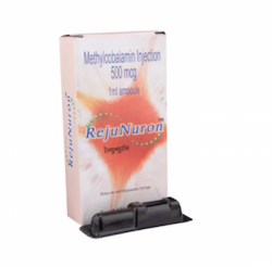 Methyl B-12 500mcg Generic injection 1ml