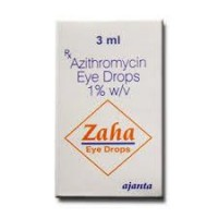Azasite 1 Percent 3ml Generic eye drops