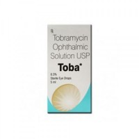 Tobrasol 0.3 Percent 5 ml Generic eye drops