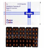 Procardia 5 mg Generic capsule